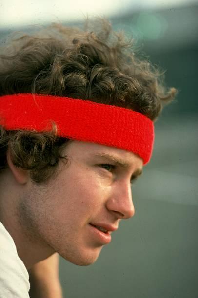 John McEnroe of the USA