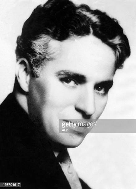 Undated and unlocated portrait of British actor author and movie director Charlie Chaplin