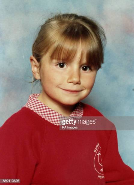 Undated collect picture of Sarah Payne aged 8 who went missing from the Kingston area of Littlehampton on Saturday A major police search was under...