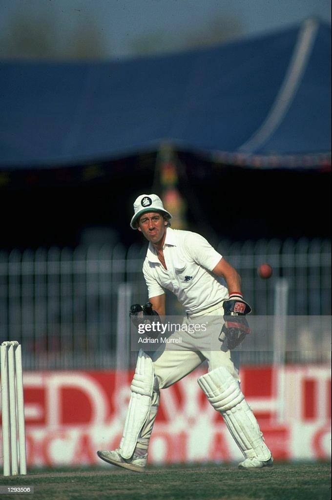 Bob Taylor of England : News Photo