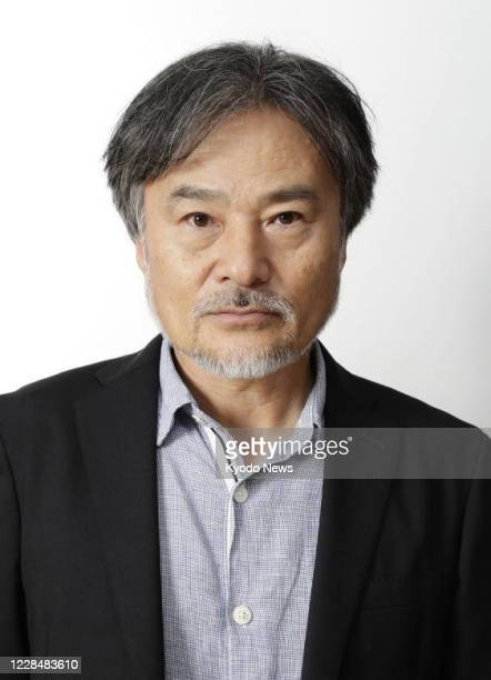 Undated file photo shows Japanese filmmaker Kiyoshi Kurosawa who won the best director award for Wife of a Spy at the 77th Venice International Film...