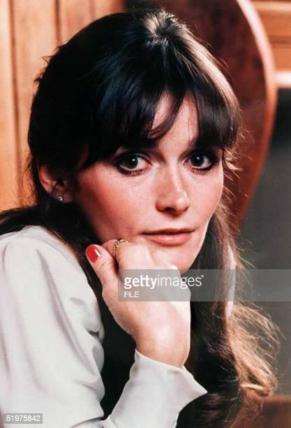 Undated file photo shows US actress Margot Kidder who was found 24 April after missing for thee days She was found in Glendale a suburb of Los...
