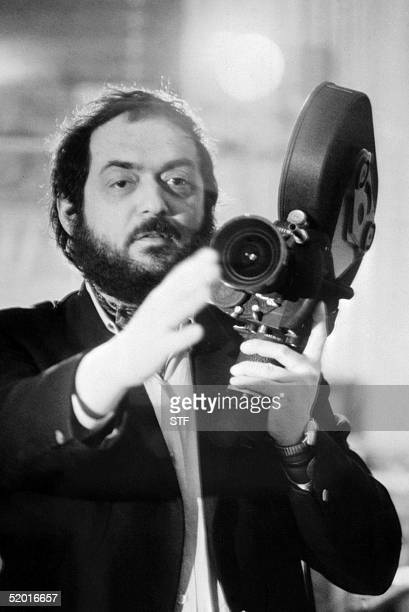 Undated file picture of US director Stanley Kubrick. Kubrick may come out of reclusion in Britain, where he has lived since 1961, to file suit in...