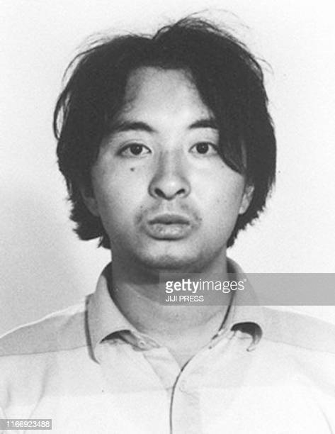 Undated handout photo of Japanese Tsutomu Miyazaki who was sentenced to death by Toyko District Court on April 14, 1997 in a high-profile serial...