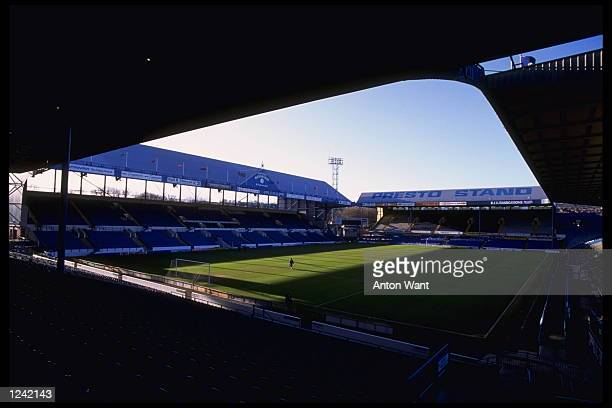 Hillsborough home of Sheffield Wednesday FC Which will be one of the venues for the European Championships in England 1996