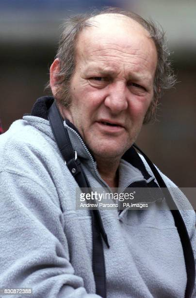 Undated library picture of former foster parent Jeffrey Tanner arriving outside Kings Lynn Crown Court Norfolk where he and his wife Brenda were...