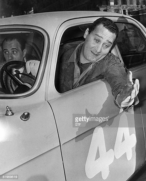 Undated picture of famous Italian actor Alberto Sordi. Alberto Sordi, who began his film career dubbing Oliver Hardy's voice, died overnight in Rome....