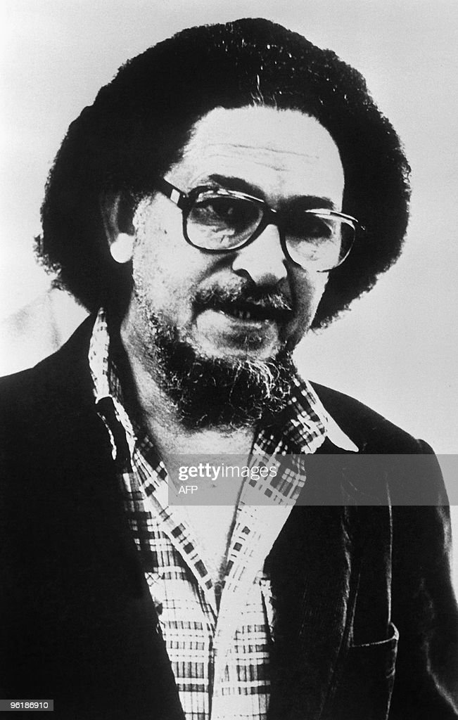 Undated picture of South African poet De : News Photo