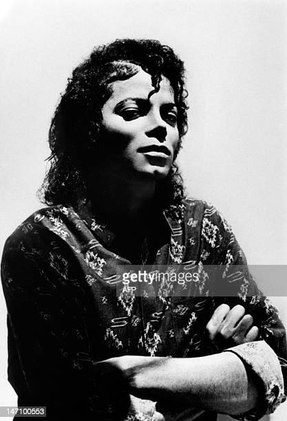 Undated picture of US pop singer Michael Jackson Michael Jackson died on June 25 2009 after suffering a cardiac arrest sending shockwaves sweeping...