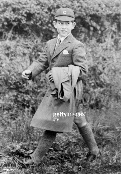 Undated picture showing Charles Phillip Arthur George known as Prince of Wales Charles who was born 15 December 1948 He is the firstborn child of...