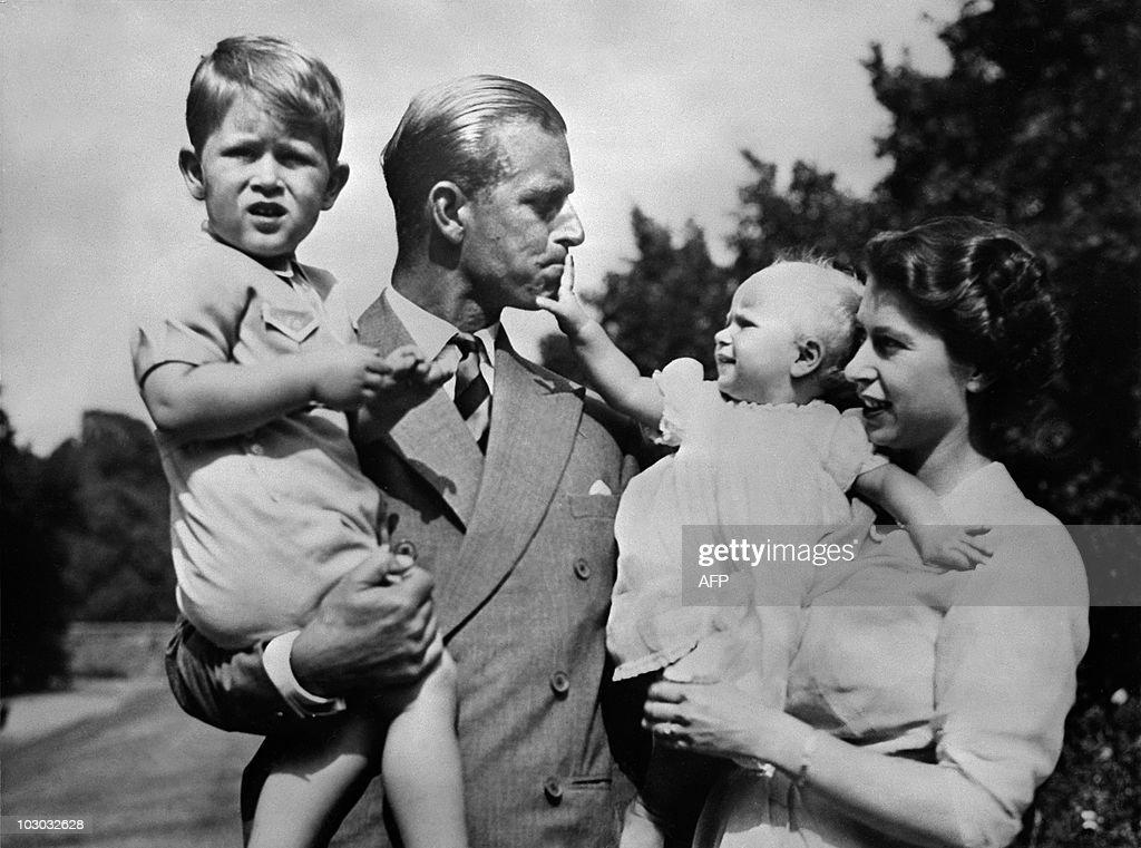 British Royals : News Photo