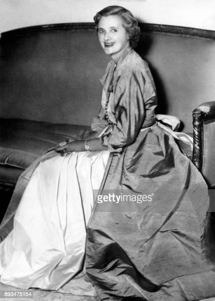 Undated picture shows British writer Daphne du Maurier AFP / UNITED PRESS PHOTO / AFP PHOTO / UNITED PRESS PHOTO / / France ONLY