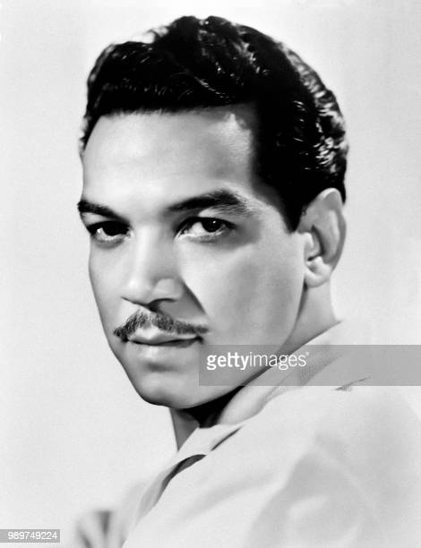 Undated picture shows Mexican actor Cantinflas