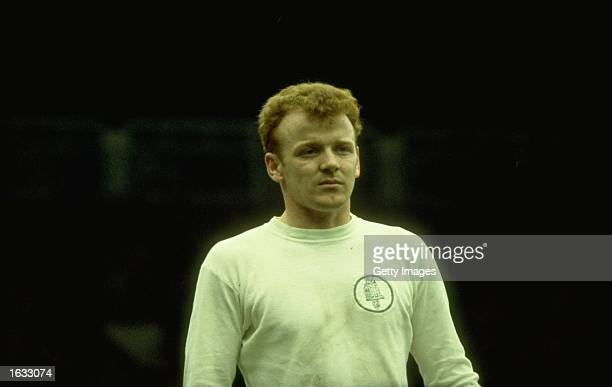 Portrait of Billy Bremner of Leeds. \ Mandatory Credit: Allsport UK /Allsport