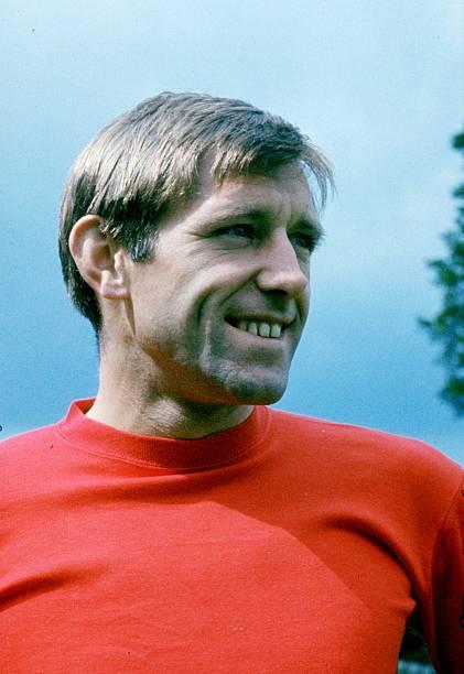 Portrait of Keith Newton of Blackburn Rovers. \ Mandatory Credit: Allsport UK /Allsport