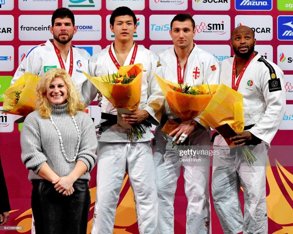 2017 Paris Judo Grand Slam