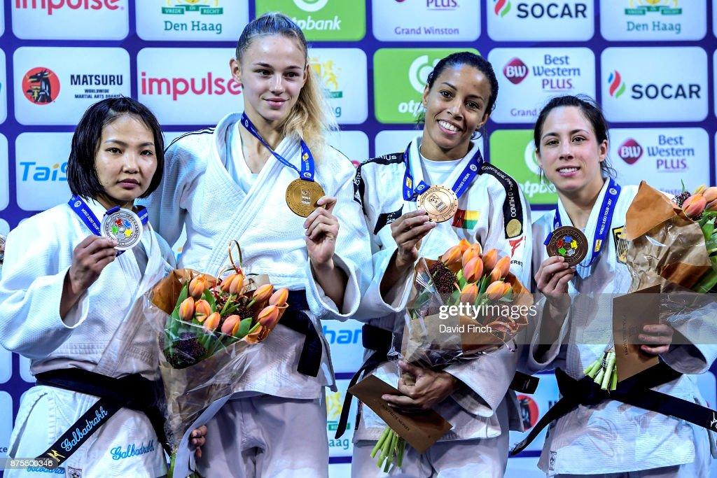2017 The Hague Judo Grand Prix (17-19 November) : ニュース写真