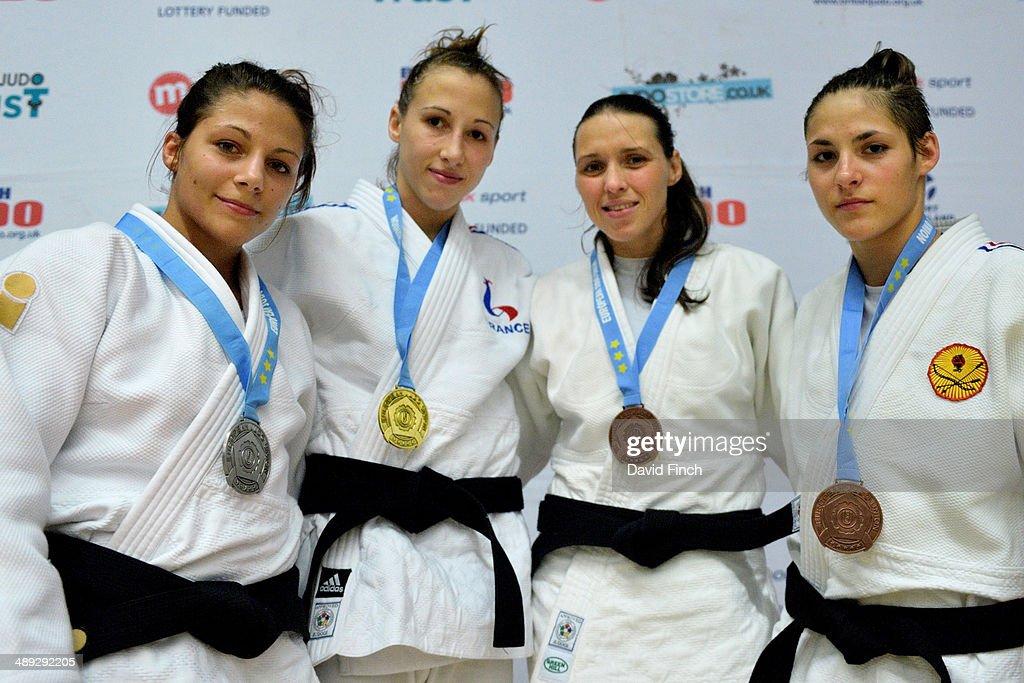 2014 London British Judo Open Senior European Cup