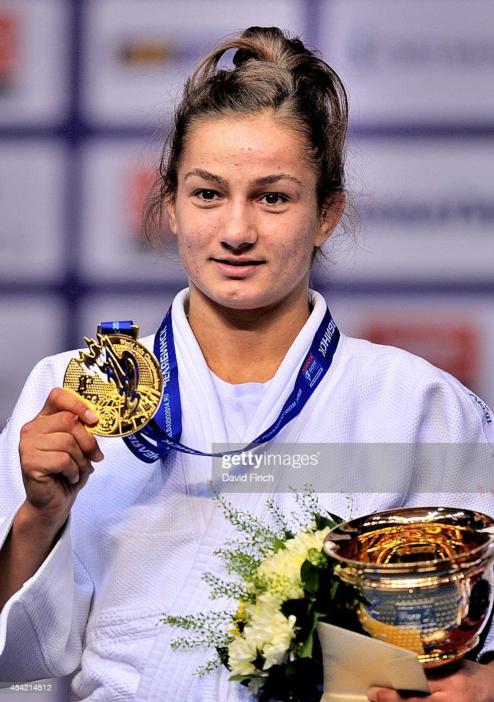2014 Chelyabinsk Judo World Championships - 25 to 31 August : News Photo