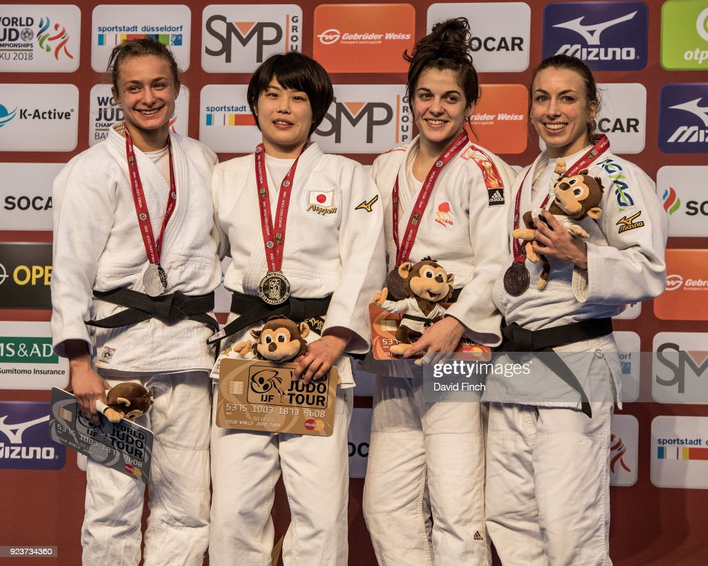 2018 Dusseldorf Judo Grand Slam