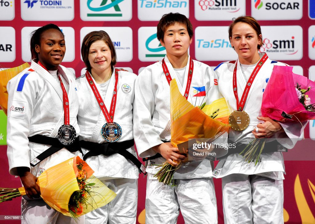 2017 Paris Judo Grand Slam