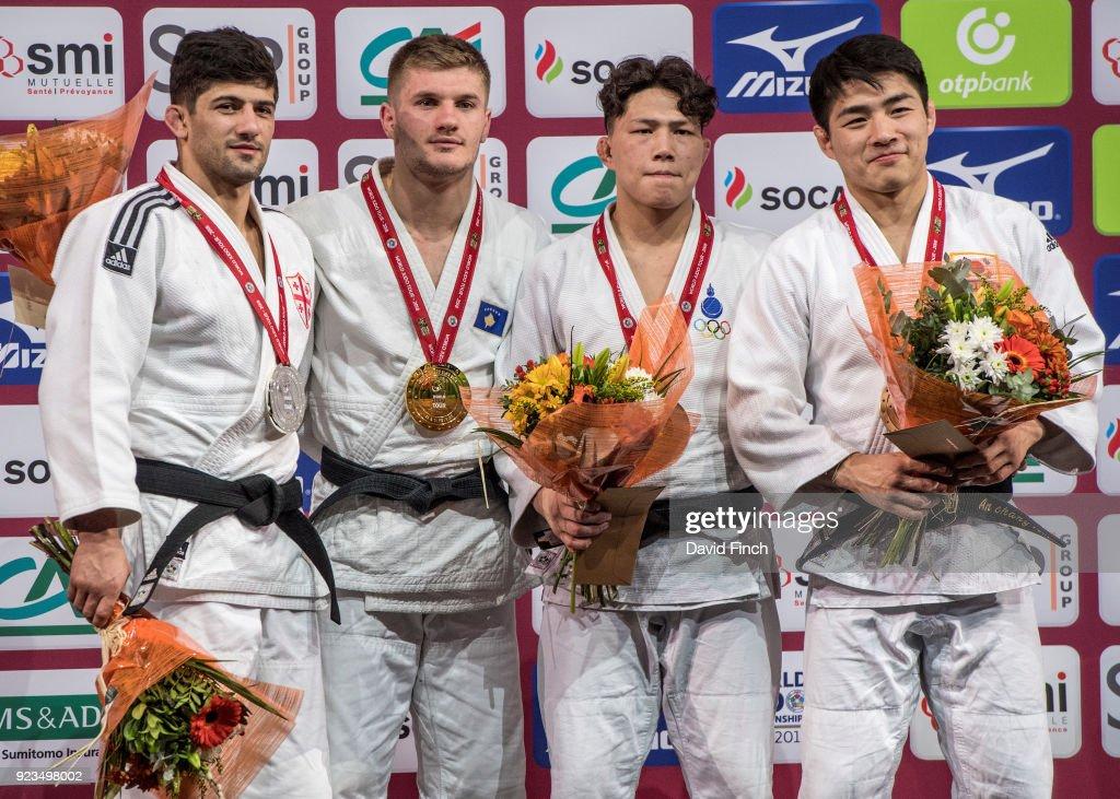 Judo Paris Grand Slam 2018