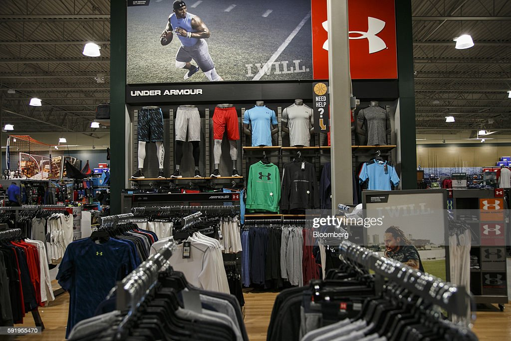 787cffb60caea Inside A Dick s Sporting Goods Inc. Location As Earnings Figures Are  Released   News Photo