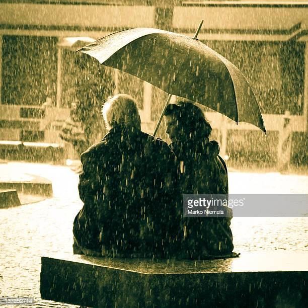 Under our umbrella