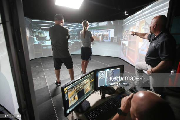 Under Sheriff Shaun Bufton critiques Utah teachers Anthony Bowder and Holli Averett after they did a video simulator that created an active shooter...