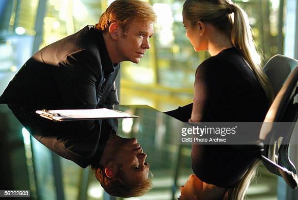 'Under Suspicion' When a murdered woman is discovered Horatio admits that he was seeing her and that he was the last person to see her alive His team...