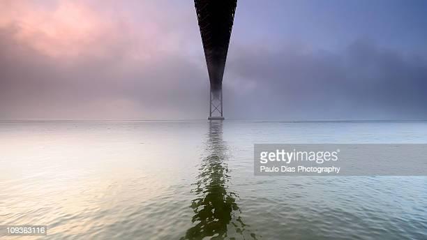 Under the 25 of April Bridge