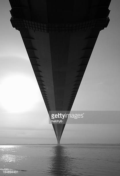 under the bridge - kingston upon hull stock pictures, royalty-free photos & images