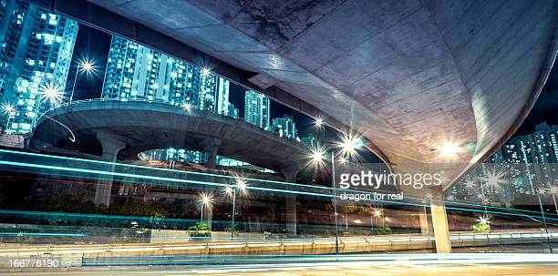 Under the flyover