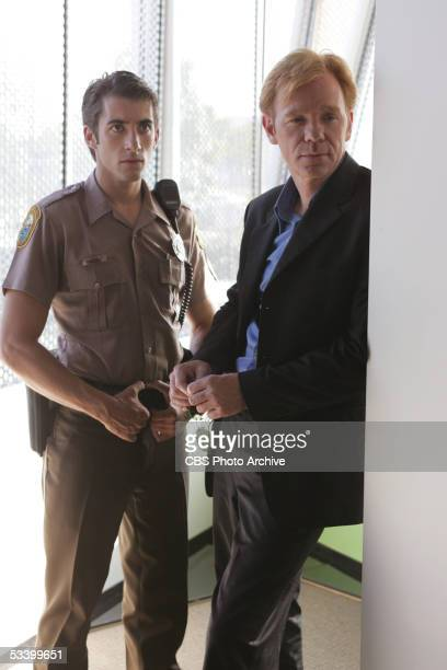 'Under the Influence' Horatio hand picks Ryan Wolfe for his team after being impressed by the young cop's intelligence and dedication in CSI MIAMI...