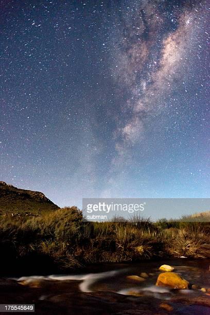 Sous la Voie Lactée