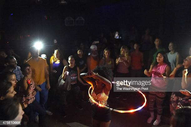 Under the motto raving before coffee Daybreaker a national party that 'disrupts' morning workouts with glowsticks live music and DJs launches at the...