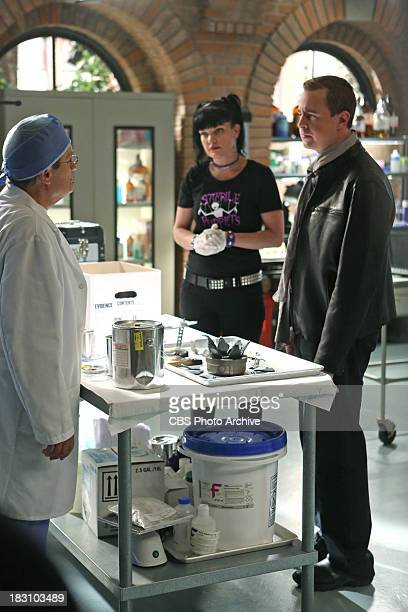 'Under the Radar' The NCIS team must rely on Twitter for a case involving a missing Navy Lieutenant on NCIS Tuesday Oct 8 on the CBS Television...