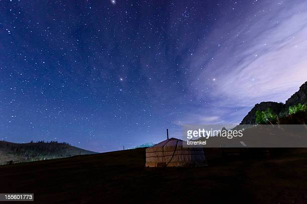 Under the stars - Mongolia