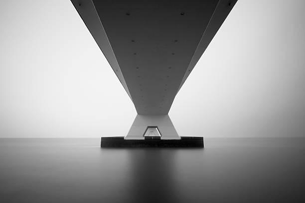Under the Zeeland Bridge