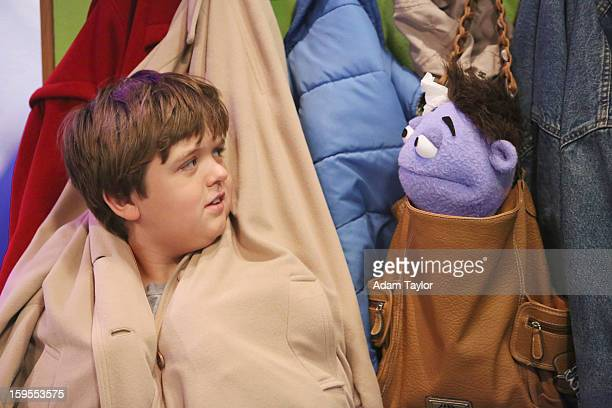 CRASH BERNSTEIN Undercover Crash After Crash unknowingly takes items from a variety of people and places Wyatt teaches him that it is wrong and has...