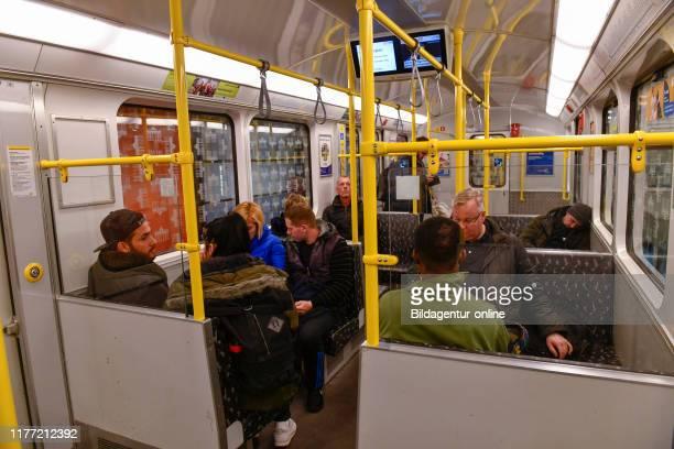 Underground Berlin Germany UBahn Germany