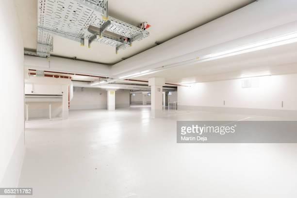 Underground Garage HDR