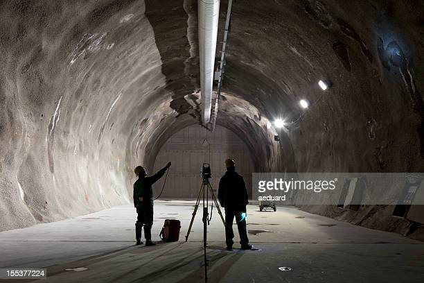 underground mining workers - geology stock pictures, royalty-free photos & images