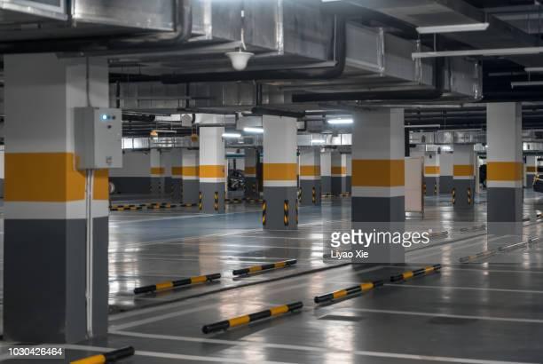 Underground Parking lot