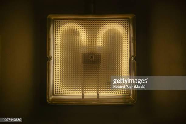 Underground, Retro Wall Light Fixture