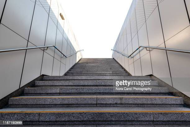 underground stair - steps stock pictures, royalty-free photos & images