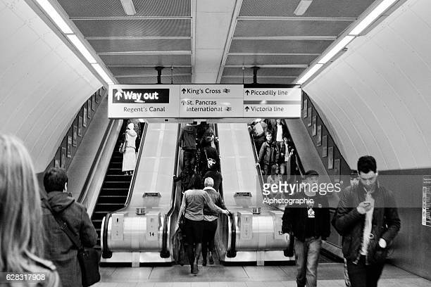 underground station sign - underground sign stock pictures, royalty-free photos & images
