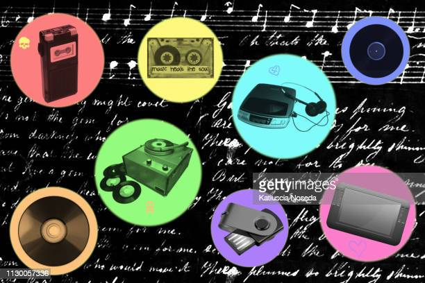 underground zine styles - colore verde stock pictures, royalty-free photos & images