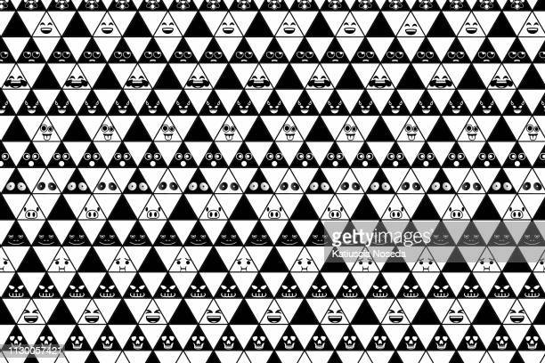 underground zine styles - bianco e nero stock pictures, royalty-free photos & images