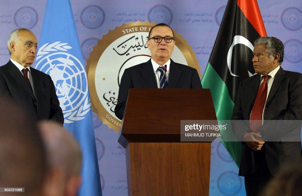 Image result for jeffrey feltman in UNSMIL  Libya